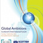 SCDI Global Ambitions Conference