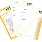Stationery & Certification